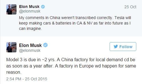 Elon Musk Twitter Post 2